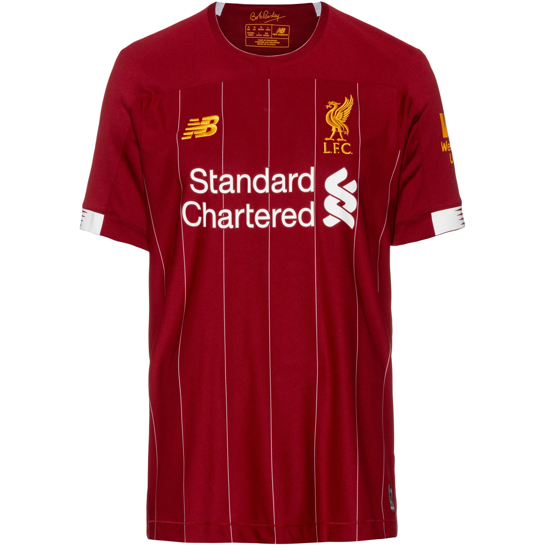 NEW BALANCE FC Liverpool 19/20 Heim Fußballtrikot Herren