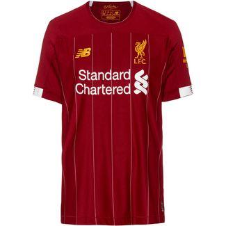 NEW BALANCE FC Liverpool 19/20 Heim Fußballtrikot Herren rot