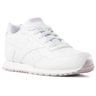Reebok Reebok Royal Glide Sneaker Kinder White / Ashen Lilac / Silver
