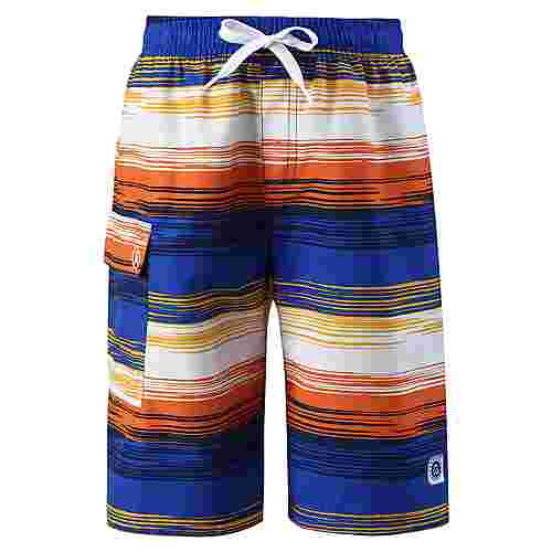 reima Honopu Boardshorts Kinder Blue