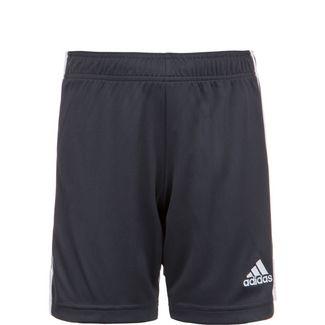 adidas Tastigo 19 Fußballshorts Kinder dunkelgrau / weiß