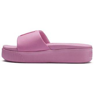 PUMA Platform Slide Sandalen Damen pale pink-pale pink