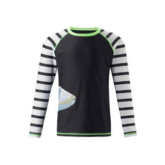 reima Madagaskar UV-Shirt Kinder schwarz