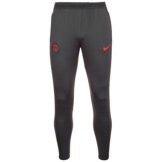 Nike Paris St-Germain Strike Trainingshose Herren dunkelgrau / rot