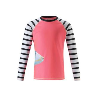 reima Madagaskar UV-Shirt Kinder Neon Red