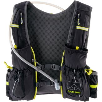 NATHAN VaporAir 2 7L Trinksystem black-charcoal-nuclear yellow