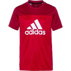 adidas Equipment Funktionsshirt Kinder scarlet