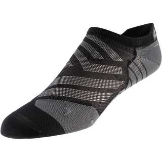 ON Low Sock Laufsocken Damen black-shadow