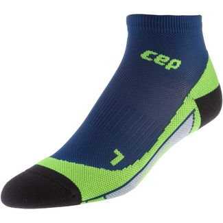 CEP Dynamic Low Cut Laufsocken Damen deep ocean-green
