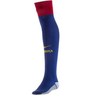 Nike FC Barcelona 19/20 Heim Stutzen deep royal blue-noble red-varsity maize-varsity maize