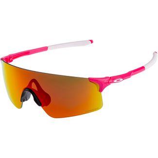 Oakley Evzero Blades Sportbrille MATTE NEON PINK with PRIZM RUBY