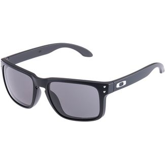 Oakley Holbrook Sonnenbrille Matte Black with Prizm Grey