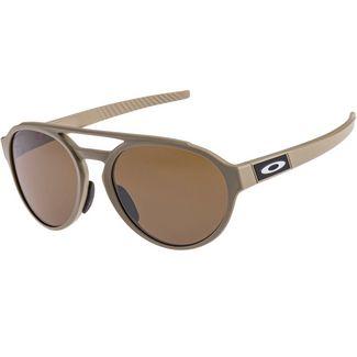 Oakley Forager Sonnenbrille MATTE TERRAIN TAN with PRIZM TUNGSTEN