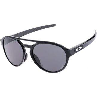 Oakley Forager Sonnenbrille POLISHED BLACK with PRIZM GREY