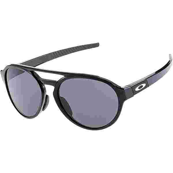 Oakley Forager Sonnenbrille POLISHED BLACK with PRIZM GREY