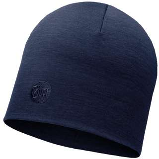 BUFF Merino Heavyweigth Beanie solid denim