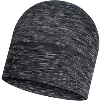 BUFF Lightweight Merino Beanie graphite multi stripes