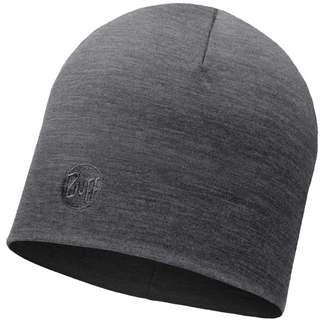 BUFF Merino Beanie solid grey
