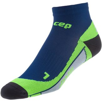 CEP Dynamic Low Cut Laufsocken Herren deep ocean-green