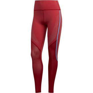 adidas Believe this High Rise Tights Damen active maroon