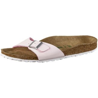 Birkenstock Madrid Sandalen Damen brushed rose