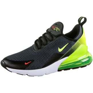 Nike Air Max 270 SE Sneaker Herren anthracite-volt-black-bright crimson