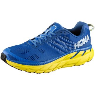 Hoka One One  CLIFTON 6 Laufschuhe Herren nebulas blue-lemon