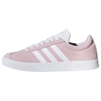 adidas VL Court Schuh Sneaker Damen Aero Pink / Cloud White / Light Granite