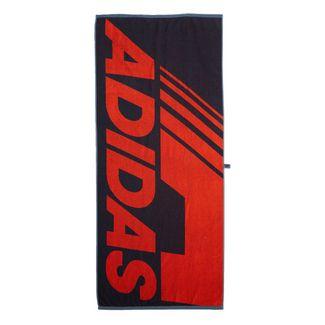 adidas Retro Graphic Handtuch Badetuch Herren Legend Ink / Active Orange