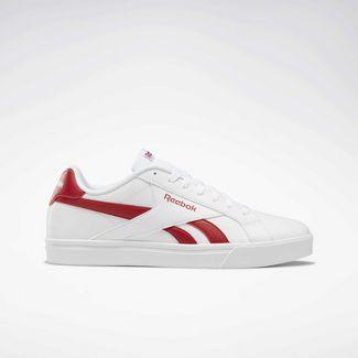 Reebok Reebok Royal Complete 3.0 Low Shoes Sneaker Herren White / Excellent Red