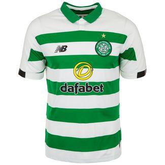 NEW BALANCE Celtic Glasgow Fußballtrikot Herren grün / weiß