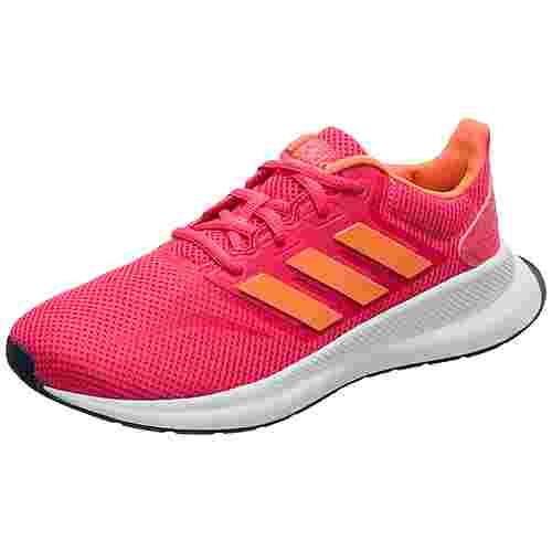 adidas Runfalcon Laufschuhe Kinder pink / korall