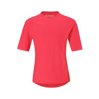 reima Lagona UV-Shirt Kinder Neon Red