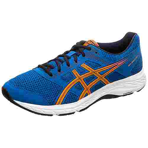 ASICS GEL-CONTEND 5 Laufschuhe Herren blau / orange