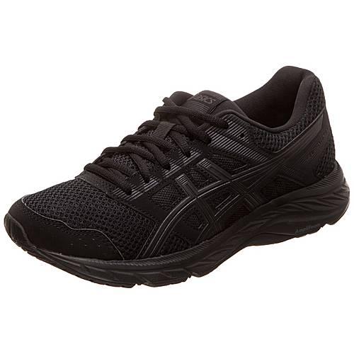 ASICS GEL-CONTEND 5 Laufschuhe Damen schwarz / grau im Online Shop von  SportScheck kaufen