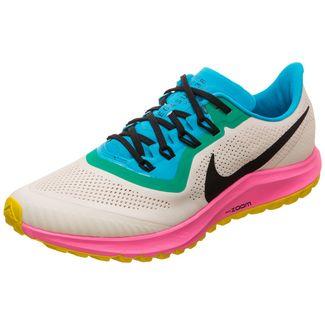 Nike Air Zoom Pegasus 36 Trail Laufschuhe Herren beige / blau