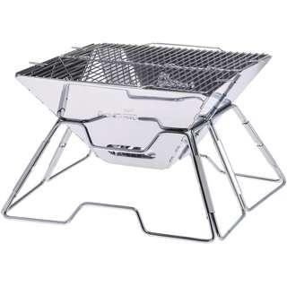 AceCamp Campinggrill Silber