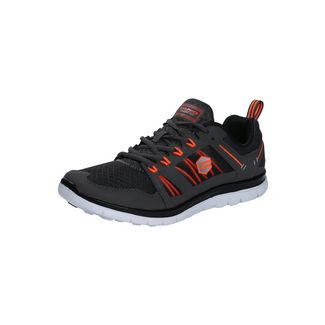 Endurance Sneaker Herren dunkelgrau-weiss