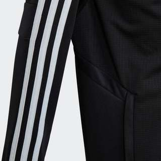 adidas Tiro 19 Trainingsjacke Outdoorjacke Kinder Black / White