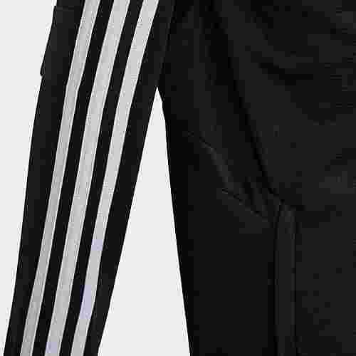 adidas Tiro 19 Trainingsjacke Outdoorjacke Kinder Black / White