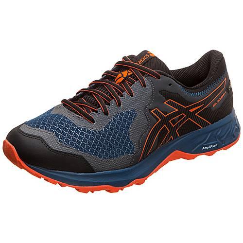 ASICS Gel Sonoma 4 G TX Laufschuhe Herren blau orange im Online Shop von SportScheck kaufen