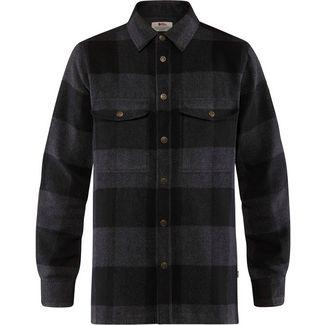 FJÄLLRÄVEN Canada Shirt Funktionshemd Herren black