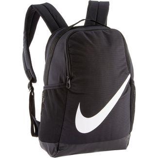Nike Rucksack Brasilia Daypack Kinder black-black-glossy-white