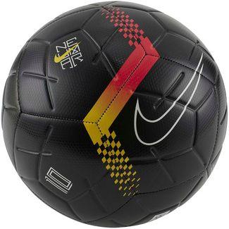 Nike Neymar Fußball black-chrome yellow-red orbit-black