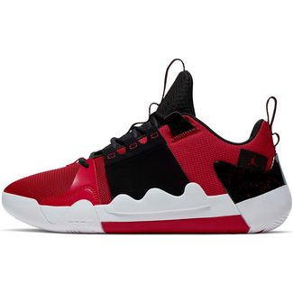 Nike Jordan Zoom Zero Gravity Basketballschuhe Herren gym red-gym red-black