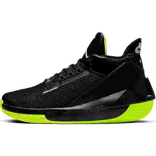 Nike Jordan 2X3 Basketballschuhe Herren black-white-volt