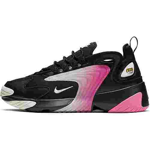 Nike Zoom 2K Sneaker Damen black-white-china rose