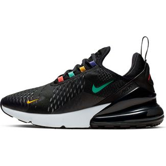 Nike Air Max 270 Sneaker Damen black-flash crimson-university gold