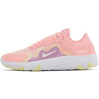 Nike Renew Lucent Sneaker Damen bleached coral-white-hyper violet