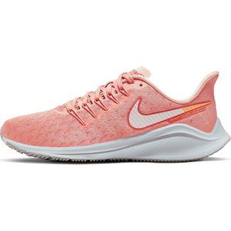 Nike Air Zoom Vomero 14 Laufschuhe Damen pink quartz-vast grey-celestial gold